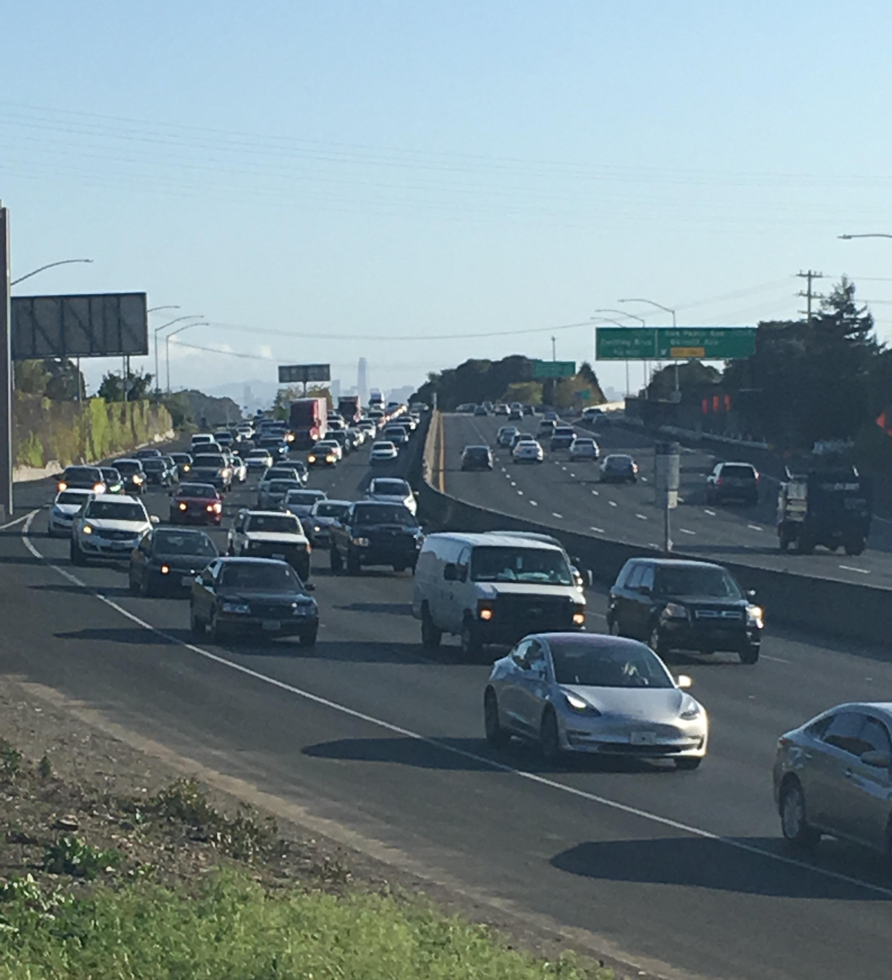 Unclogging I-80 Requires More Transportation Options