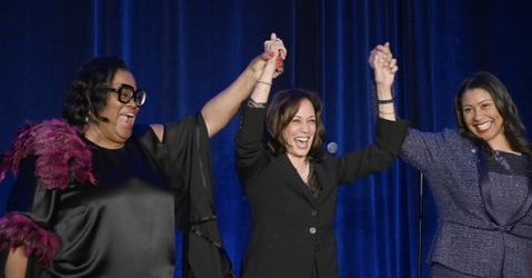 Sen. Kamala Harris Gives Props to Black Press at 75th Anniversary of San Francisco Sun-Reporter