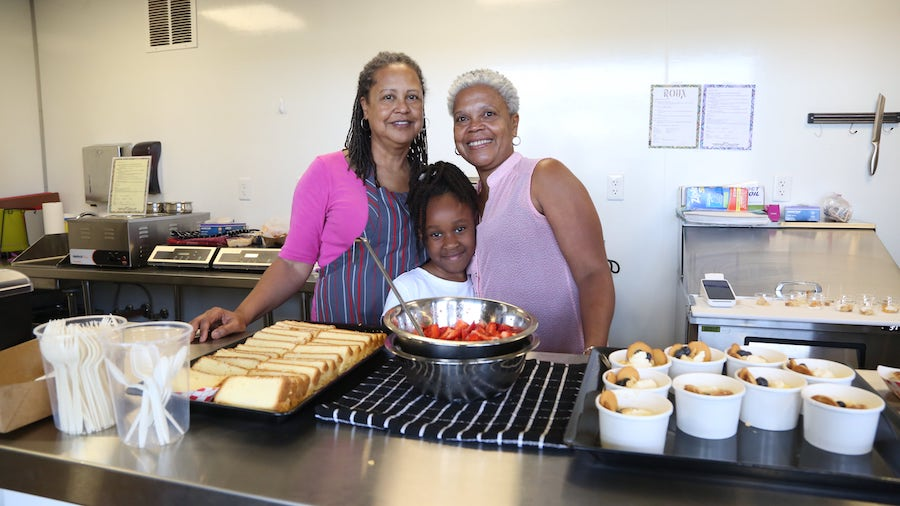 Juneteenth Showcases Local Food Vendors