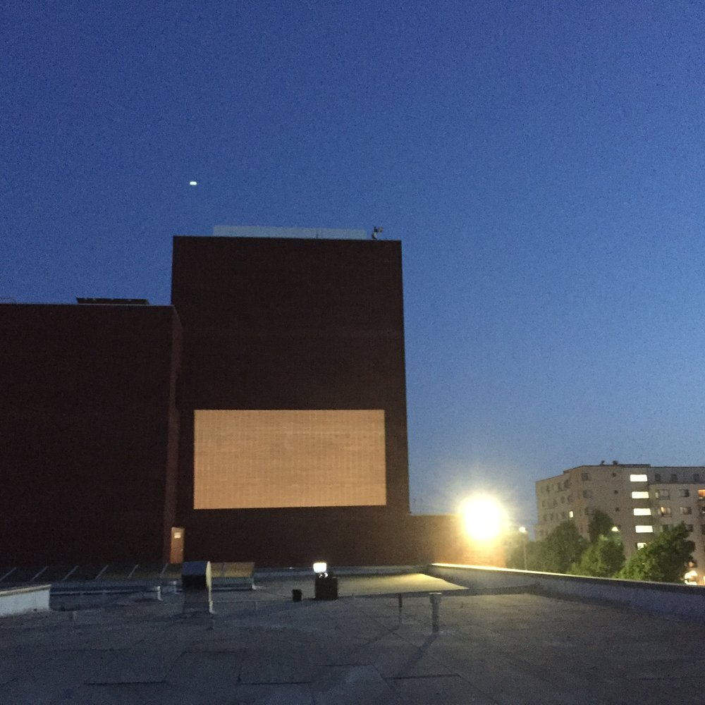 Wall of Words: Inside Out's Public Art Project