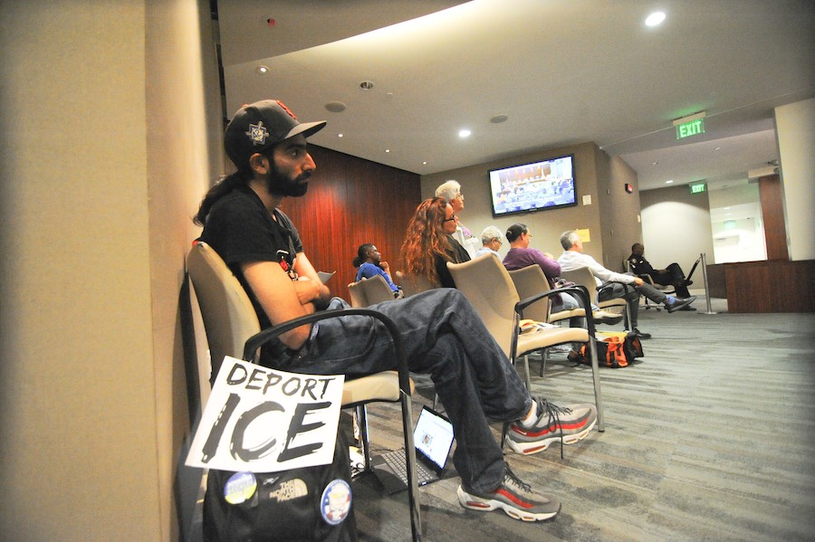 Richmond Ends Contract with Surveillance Agency Linked to ICE