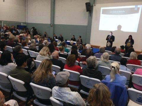 Panel Talks Immigration, white supremacists, Shootings