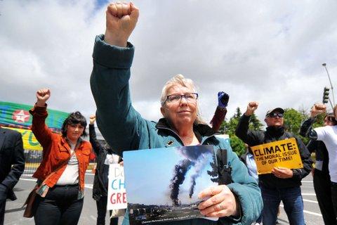 Día Internacional de Protesta se Centra Sobre el Impacto Ambiental de Chevron