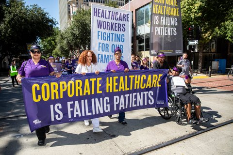 Bay Area Kaiser Workers Prepare to Strike