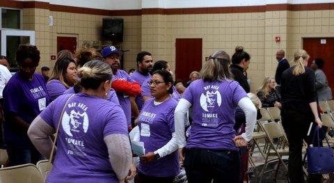Officials, Teachers, Alumni Push for Aspire Charter Renewal
