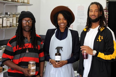 Black-Owned 'Natrully Herbs' Aims for a Healthier Richmond