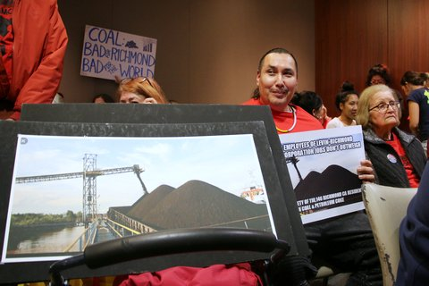 City Council Bans Coal Storage, Selects Districts