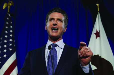 Even Harder Than Shutting Down: How Does Newsom Reopen California?