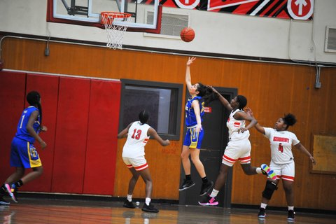 Kennedy Girls Can't Keep Up with Pinole Valley