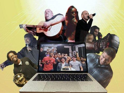 Virtual Talent Show Promotes Richmond Artists