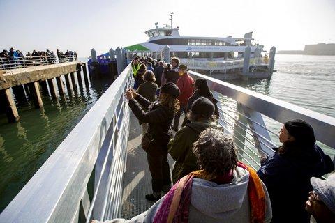 Richmond Ferry Services Set to Return Next Week