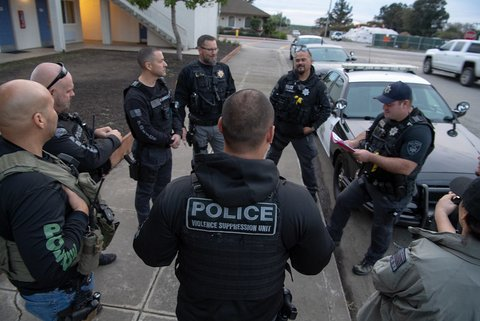 Will California Change Policing?