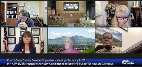 virtual government meeting