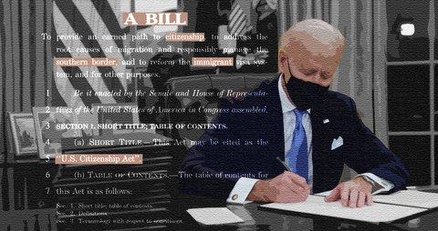 Advocates Set High Bar for U.S. Immigration Policy Under Biden