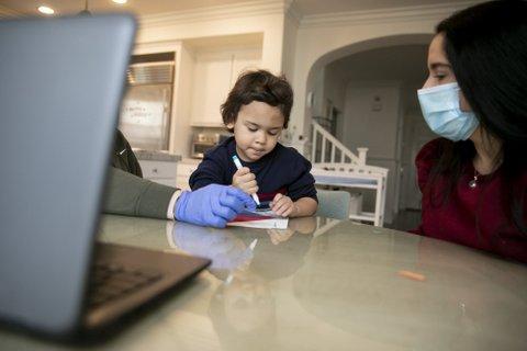 California's Special-Needs Children Still Seek Help After Year Adrift