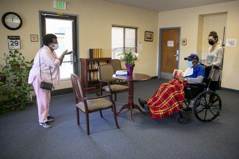 Finally Some Good News for California Nursing Home Residents
